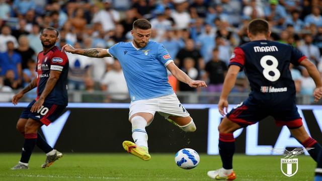 Lazio-Cagliari 2-2, highlights. Primo punto per Mazzarri all'Olimpico