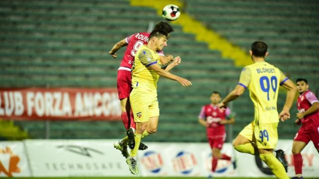 Serie C 11° turno: colpaccio Fermana ad Ancona. La Vis Pesaro batte di misura il Gubbio