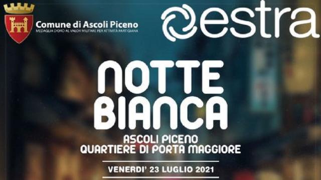 Ascoli Piceno, regolamentazione viabilità in occasione della ''Notte Bianca'' a Porta Maggiore