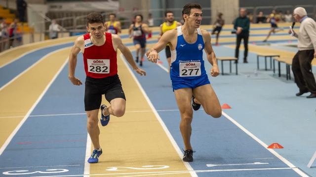 Atletica leggera, le sfide del primo fine settimana al Palaindoor di Ancona