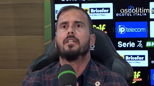 """Ascoli Calcio, Polito: """"Ho due anni di contratto e vorrei continuare. Cavion? Grandissima delusione"""""""