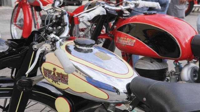 Trofeo Scarfiotti per mezzi d'epoca, grandi numeri per seduta omologazione auto/moto