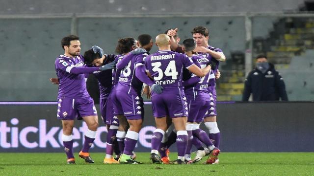 Fiorentina-Cagliari 1-0, highlights